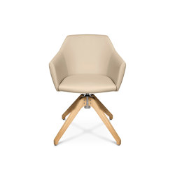 W-Cube 5 Leather | Chairs | Wagner