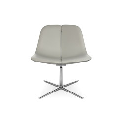W-Lounge Chair 1 Leather | Sillones | Wagner