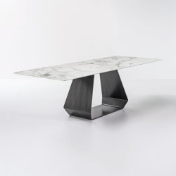 Amond | Dining tables | Bonaldo