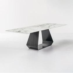 Amond | Tables de repas | Bonaldo
