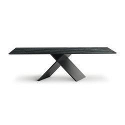 AX | Dining tables | Bonaldo