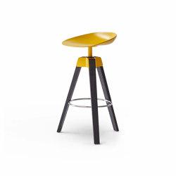 Plumage | Bar stools | Bonaldo