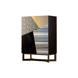 Doppler Sideboard high | Credenze | Bonaldo
