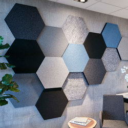 Honey | Sound absorbing wall systems | Götessons