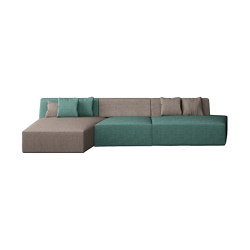 Slide Sofa | Poltrone | LAGO