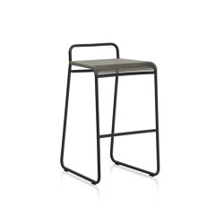HARP 350 bar Stool | Taburetes de bar | Roda