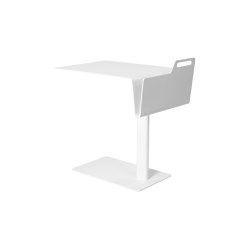Tail folded | Side tables | Palau