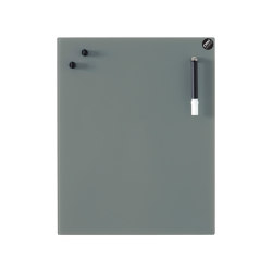 CHAT BOARD® Classic - Dark Grey | Flip charts / Writing boards | CHAT BOARD®