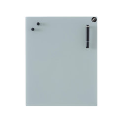CHAT BOARD® Classic - Grey | Flip charts / Writing boards | CHAT BOARD®