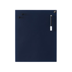 CHAT BOARD® Classic - Navy Blue | Flip charts / Writing boards | CHAT BOARD®