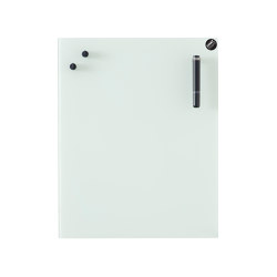CHAT BOARD® Classic - Opal White | Flip charts / Writing boards | CHAT BOARD®