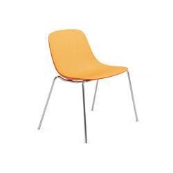 Pure Loop Binuance Maxi 4 legs | Sillas | Infiniti Design