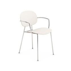 Tondina Pop with arms | Chairs | Infiniti