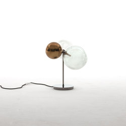 Atomo | Lámparas de sobremesa | Tonin Casa