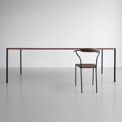 Danske T | Dining tables | Extendo