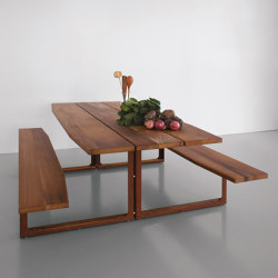 Hammer | Dining tables | Extendo