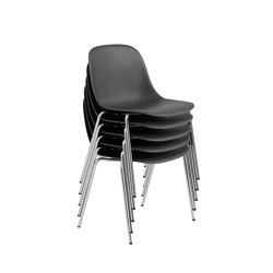 Fiber Side Chair | A-Base | Chairs | Muuto