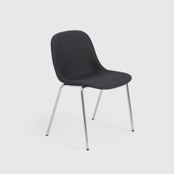 Fiber Side Chair | A-Base | Textile | Chairs | Muuto