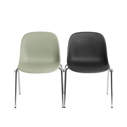 Fiber Side Chair | A-Base With Link | Stühle | Muuto