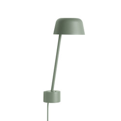 Lean Wall Lamp | Wall lights | Muuto