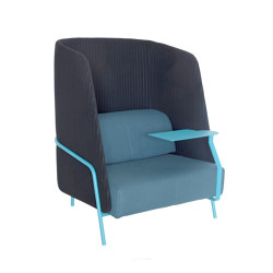 Noldor | Armchair High | Fauteuils | Segis