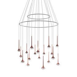 Fairy SP 18  bronze | Suspended lights | Axolight
