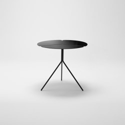 FOLIA Low Black | Tables d'appoint | SOFTLINE
