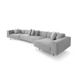 Endless modular Sofa | Canapés | Bensen