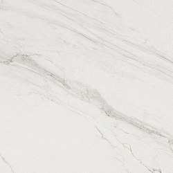 Touché Super Blanco-Gris Bush-hammered | Mineral composite panels | INALCO