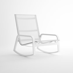 Stack Rocking Chair | Armchairs | GANDIABLASCO