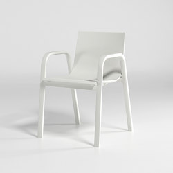 Stack Dining Armchair Model 3 | Chairs | GANDIABLASCO