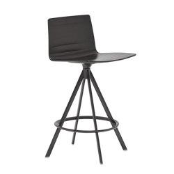 Flex Chair stool BQ 1335 | Bar stools | Andreu World