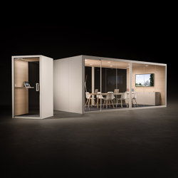 Acoustic Room | Soundproofing architectural systems | Fantoni