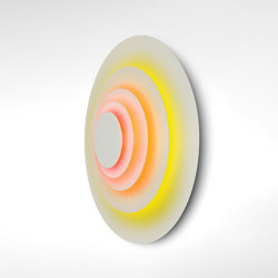 Concentric Corona S,M,L | Wall lights | Marset