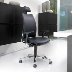 Overtime 2000   Sedie ufficio   Luxy