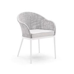 Clever dining armchair | Stühle | Varaschin