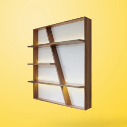 Morgan Book Case | Shelving | Ivar London