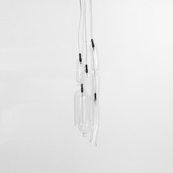 So-Sage | Set of 5 | Suspended lights | Petite Friture