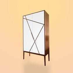 Kilgour Wardrobe | Cabinets | Ivar London