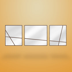 James Tryptic Mirror | Mirrors | Ivar London