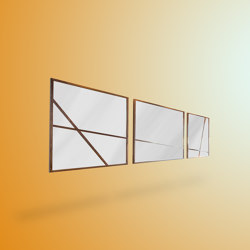 James Tryptic Mirror | Specchi | Ivar London