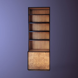 Hamilton Book Case | Shelving | Ivar London