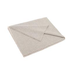 Fabia Blanket creme | Plaids | Steiner1888