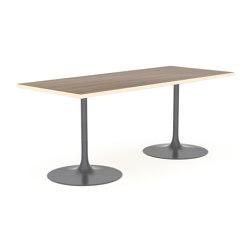 Harmony bar height rectangular table | Tables hautes | ERG International