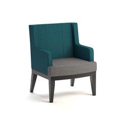 Jackson Ten | Armchairs | ERG International