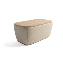 Vella occasional table | Poufs | ERG International