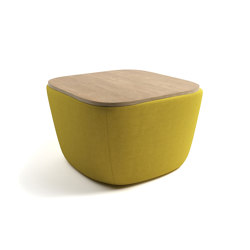 Vella occasional table | Poufs | ERG International