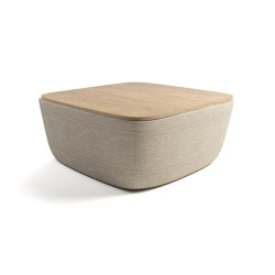 Vella occasional table | Pouf | ERG International