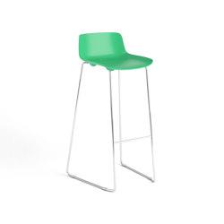 Vesper bar stool chair | Sgabelli bancone | ERG International