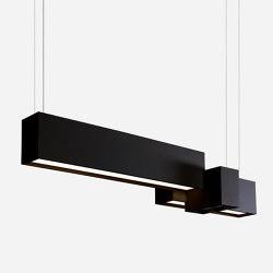 BEBOW 4.0 | Suspended lights | Wever & Ducré